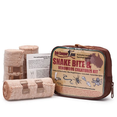 Snake Bite Treatment Kit