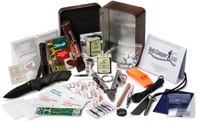 Bob Cooper Survival Kit Contents