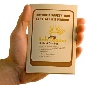Outback Safety & Survival Kit Manual