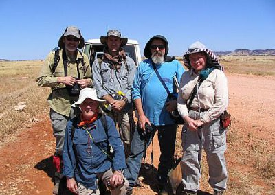 An Advanced Outback Survival Group.