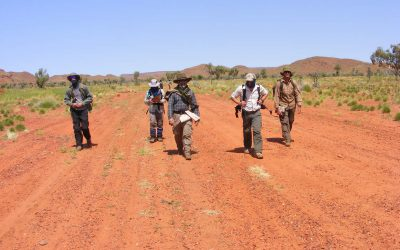Journeys to Come: Bob Cooper talks about outback survival tips