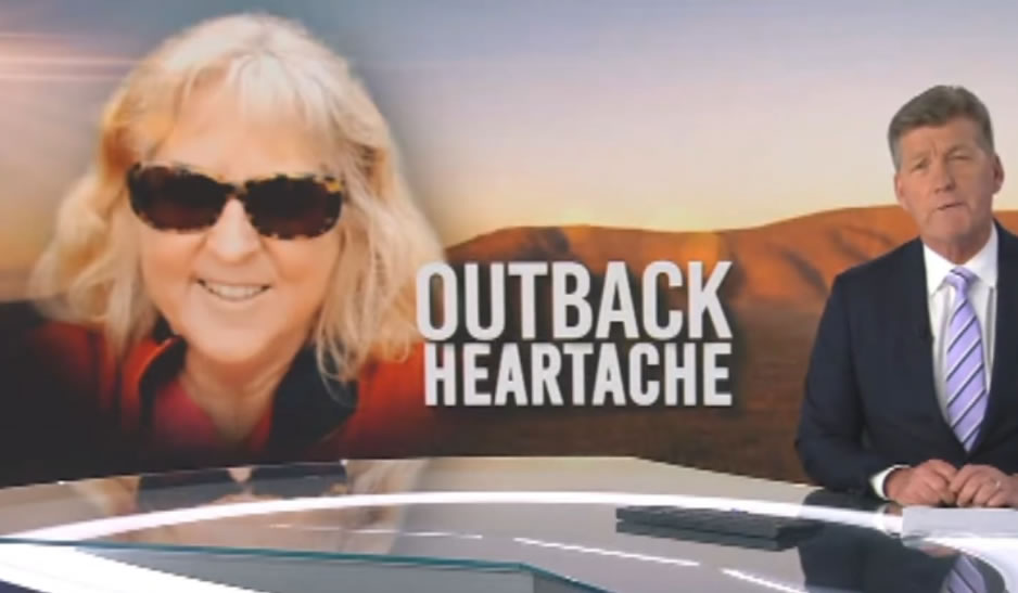 Outback Heartache – Channel 9 News Sep 2020